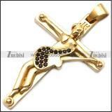 rose gold johnny cross pendant p008530