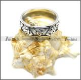 925 sterling silver viking ring for women r006100