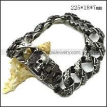 Stainless Steel Bracelets b008674
