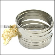 Stainless Steel Bangles b008734
