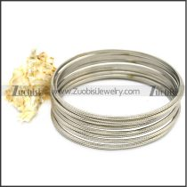 Stainless Steel Bangles b008728