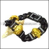 Stainless Steel Bracelets b008710