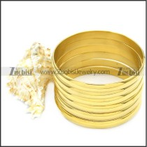 Stainless Steel Bangles b008740