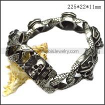 Stainless Steel Bracelets b008681