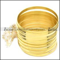 Stainless Steel Bangles b008735