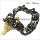 Stainless Steel Bracelets b008680