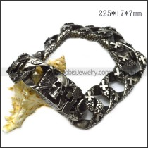 Stainless Steel Bracelets b008677