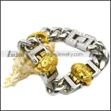 Stainless Steel Bracelets b008708