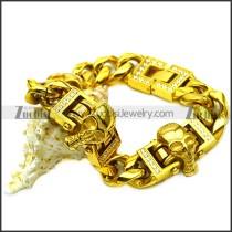 Stainless Steel Bracelets b008705