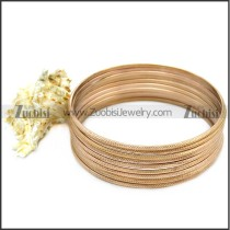 Stainless Steel Bangles b008730