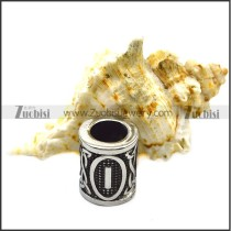 Wholesale Viking Runes Beard Beads a000873
