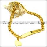 Stainless Steel Bracelets b008895