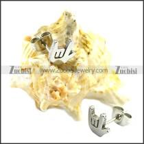 Stainless Steel Earring e002012