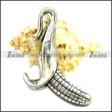 Stainless Steel Pendant p010149