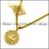 Stainless Steel Necklace n002985