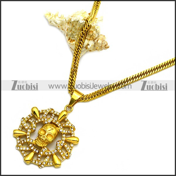 Stainless Steel Necklace n002979