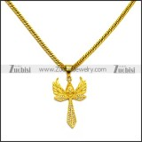 Stainless Steel Necklace n002964