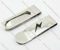 Stainless Steel mony clips - JM280010