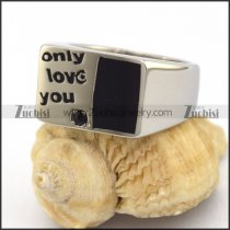 Only Love You Ring r003456