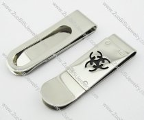Stainless Steel mony clips - JM280014