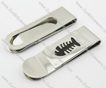 Stainless Steel mony clips - JM280001