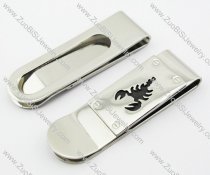 Stainless Steel mony clips - JM280035