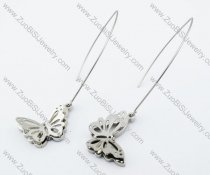 JE050859 Stainless Steel earring