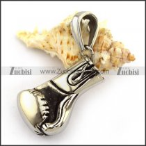 Champion Boxing Gloves Pendant p003732