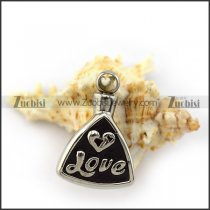 LOVE Perfume Bottle Charm p004148