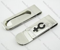 Stainless Steel mony clips - JM280023