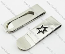 Stainless Steel mony clips - JM280033