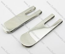 Stainless Steel mony clips - JM280074