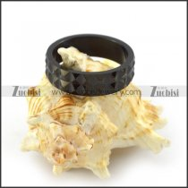 Black Couple Ring for Women r003961