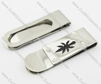 Stainless Steel mony clips - JM280007