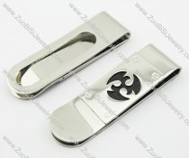 Stainless Steel mony clips - JM280015
