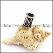 14mm Long Celtic Knot Beard Bead for Man a000082