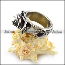 Casting China Dragon Ring r004106