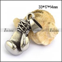 33mm Small Boxing Glove Pendant p003310