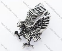 Stainless Steel Eagle Pendant - JP170225