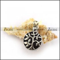 Tree of Life Cremation Urn Pendant Jewelry for Ashes p003803