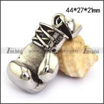 44mm Solid Stainless Steel Mitten Pendant p003309