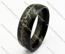 Stainless Steel Ring - JR270035
