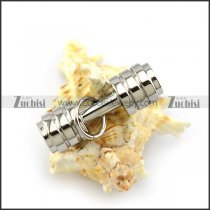 Dumbbell Pendant Sport Jewelry p004599