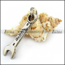 Spanner Wrench Pendant p003980