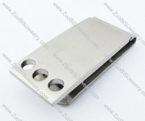 Stainless Steel Money Clip - JM200002