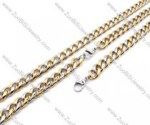 Stainless Steel Jewelry Set -JS200011