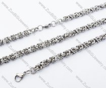 Stainless Steel Jewelry Set -JS150001
