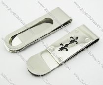 Stainless Steel mony clips - JM280012