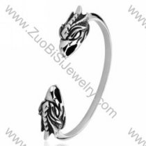 Eagle Stainless Steel Bangles - JB350013