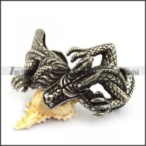 Casting Mens Dragon Bangle b005221